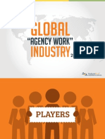Global Agency Work Industry Report 2011