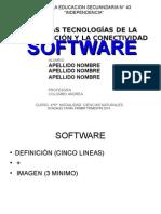 Plantilla Para TP Software