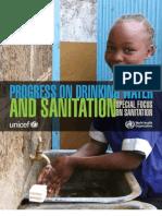 Progress on Drinking-Water and Sanitation Special Focus on Sanitation