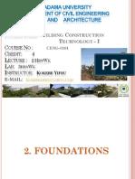 Foundation Week3