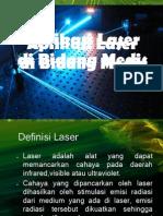 Aplikasi Laser Di Bidang Medis