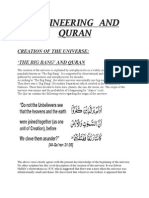 Engineering and Quran