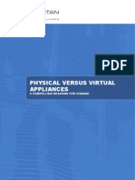 Uploads File White Paper 1 Physical Versus Virtual Appliances