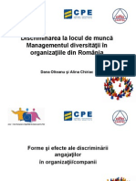 1. Managementul Diversitatii in Organizatii