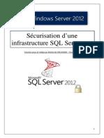 Sécurisation d'une infrastructure SQL Server (tuto de A à Z)
