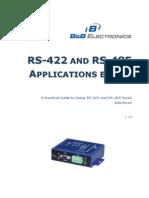Manual RS422 e RS485