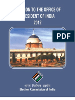 how the President of India 2012 Will Be Elected