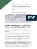 CONCEITO DE AUTORIZAÇÃO DE SUPERFICIÁRIO