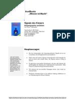 Körpersprache  Ebook - Birkenbihl, Vera F - Shortbooks - Signale Des Körpers - Körpersprache Verstehen