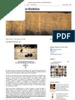 Em Busca do Jesus Histórico_ OS PROFETAS DE JÓ