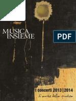 Musica Insieme Maggio 2013 Completo