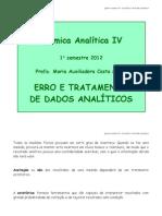 aula-2-Erro-e-tratamento-de-dados-Quimica-Analitica-IV-Curso-Farmácia-2012.1