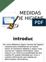 MEDIDAS DE HIGIENE 2
