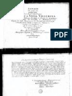 D-Falckenhagen Sonate Di Liuto Solo Op 1