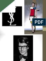 Yves Saint Laurent biography