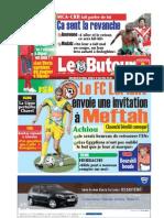 LE BUTEUR PDF du 08/04/2009