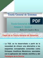 TGS Semana 2 2da Sesion