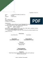 Surat Undangan Pejabat