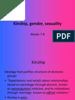 Kinship and Sexuality 2012