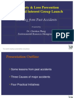 IChemE Presentation SLPSIG 2012 Learning Fr Past Incidents