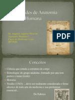 1. Geralidades de Anatomía Humana.pptx
