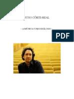 Nuno Côrte-Real - A Música como Diálogo