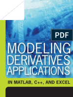 ModelingDerivatives Galley