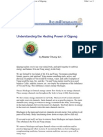Qi Gong - Master Chunyi Lin - Understanding the Healing Power of Qigong