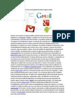 Correo Gmail Iniciar Sesion