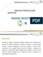 Programa de Conservación Auditiva 11.ppt