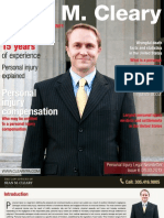 Personal Injury Legal Newsletter - Issue6 04.30.2013