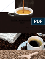 Concon Profilul Consumatorului de Cafea