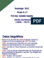 Guia Clase Emilio Durkheim