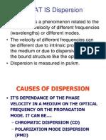 Dispersion compensation module