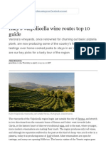 Italy's Valpolicella Wine Route_ Top 10 Guide _ Travel _ Guardian.co