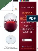 La Guida a Radda nel Bicchiere 2013