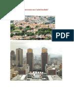 Caracas Ciudad Desollada