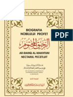 Biografia Nobilului Profet-Nectarul Pecetluit