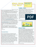 May Newsletter Pg1