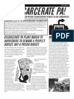 Decarcerate PA Newsletter May2013