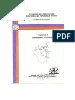 Inventaire Des Ressources Minières de la République D'Haïti (Nord Est)