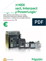 Catálogo de Breakers Compact NSX _ Masterpact _ Vigirex _ Power Logic _ SCHNEIDER ELECTRIC