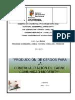 Prod. de Cerdos Morebity-pampa Redonda-irenda