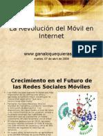 La Revolución del Móvil en Internet