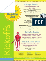 SRC Kickoff Flier 2013 at the Kenton County Public Library