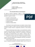 P.R.A de Projeto de Segurança e Higiene no Trabalho-Implementação