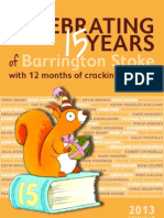 Barrington Stoke Catalogue 2013