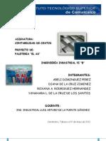 Proyecto Paleteria El as.