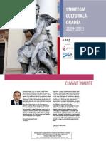 Strategia Culturala Oradea 2009-2013