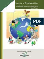 Conservemos La Biodiversidad Actividades Didacticas Nivel Primario